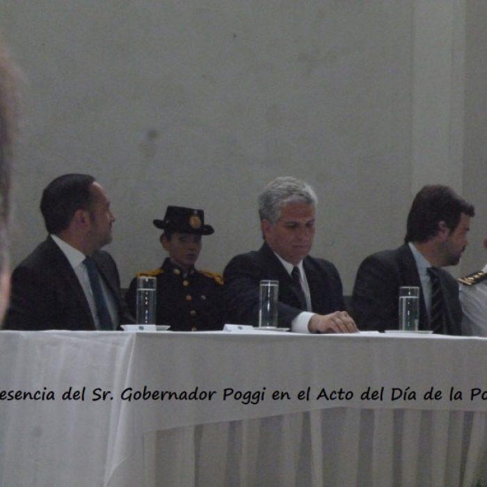 Acuerdo Policia de San Luis