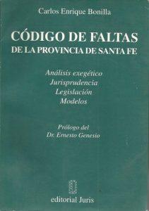 Código de Faltas - 1998