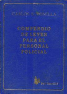 Compendio de leyes personal policial