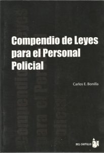 Compendio leyes personal policial