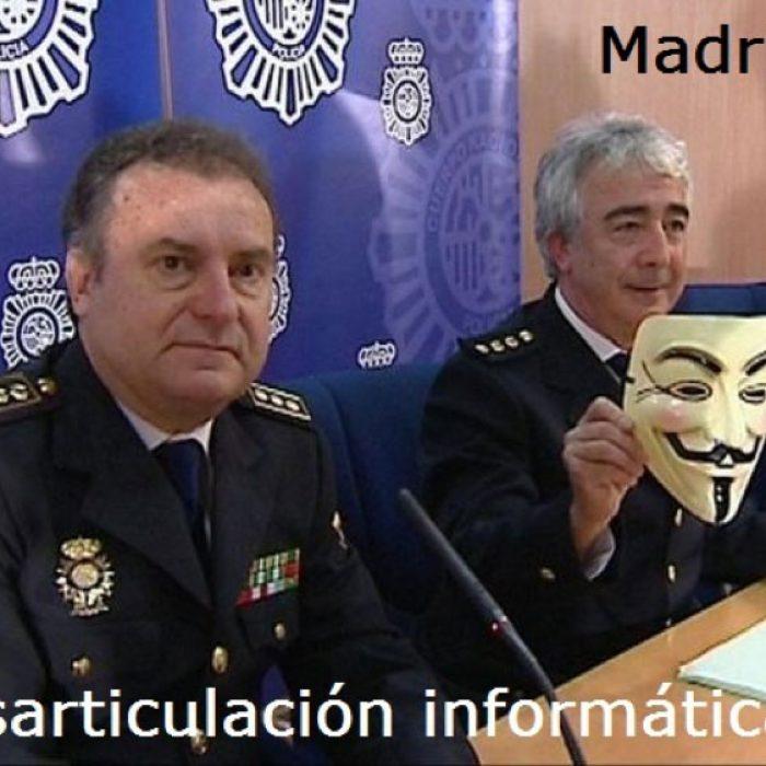 Delitos Informáticos