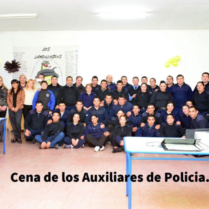 Disertación Policía de San Luis
