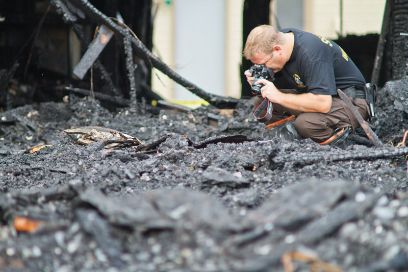 Investigacion de incendios