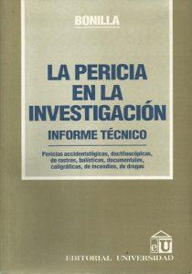 La Pericia en la investigación