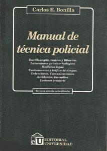 Manual de Técnica Policial
