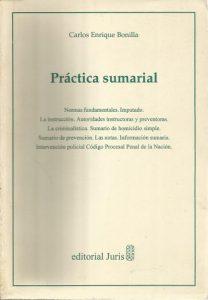 Práctica Sumarial