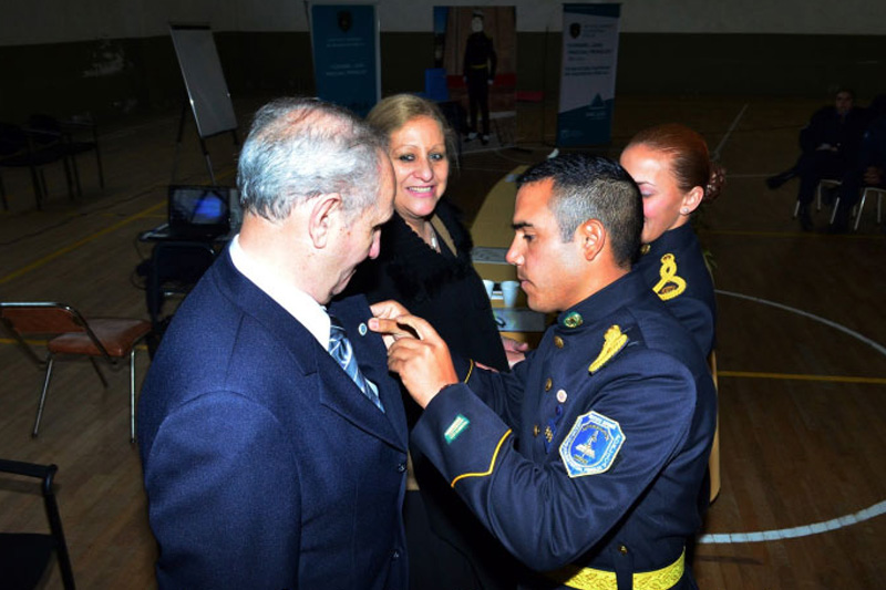 Seminario policia de San Luis